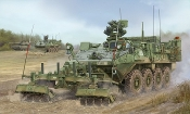 M1132 Stryker Engineer Squad Vehicle (ESV) w/LWMR Mine Roller/S
