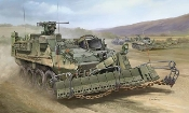 M1132 Stryker Engineer Squad Vehicle (ESV) w/Surface Mine Plow