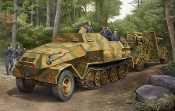 German SdKfz 8 Gepanzerte 12-Ton Halftrack (New Tool) (FEB)