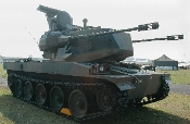 Japanese Type 87 Self Propelled Anti-Aircraft Gun (New Variant)