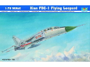 Xian Fbc1 Flying Leopard Chinese Supersonic Bomber (D)