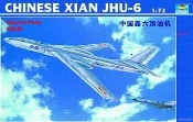 Xian JHU6 Chinese Refueling Tanker Based on TU16 (D)