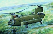 CH47A Chinook Medium-Lift Helicopter