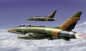 F100F Super Sabre Fighter