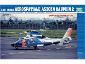 Aerospatiale AS365N Dauphin 2 Japanese Domestic Rescue