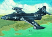F9F2P Panther US Navy Fighter