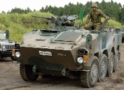 JGSDF Type 96 WAPC B Armored Personnel Carrier (New Variant) (