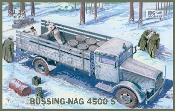 Bussing-Nag 4500S Stake Body Supply Truck