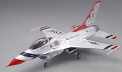 F16C Block 32/52 Thunderbirds USAF Demonstration Sq Aircraft