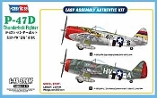 P-47D Thunderbolt Fighter