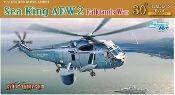 Sea King AEW2 Helicopter 30th Anniv Falklands War