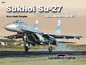 Su-27 Flanker Walk Around