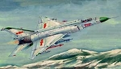 F-8II Finback B Chinese Fighter