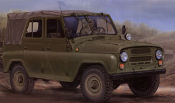 UAZ-469 All-Terrain Vehicle