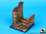 1/35 Stairs base (55 x 55 mm)