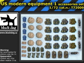 1/72 US modern equipment #1