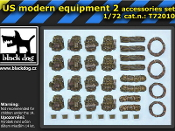 1/72 US modern equipment #2