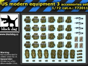 1/72 US modern equipment #3