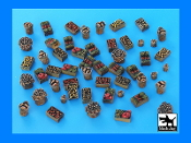 1/72 Food supplies accessories set