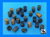 1/72 Barrels accessories set