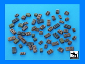 1/72 Boxes accessories set