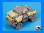 1/35 British Humber Mk IV accessories set