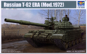 Russian T-62 with ERA (Mod 1972)