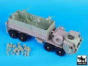 1/35 M977 HEMTT Gun Truck conversion set