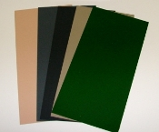 "Assorted Micro Fine 4""x8"" Hobby Sanding Sheets (5 diff grits/Bag)"