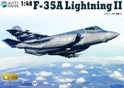 "USAF F-35A Fighter ""Lightning II"""