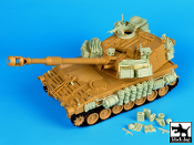 1/35 M109A2 IDF Conversion set
