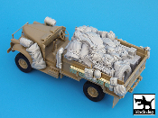 1/35 British Chevrolet 30 cwt accesories set