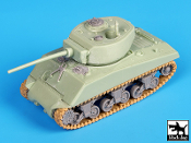 1/72 M4A3E2 Jumbo conversion set