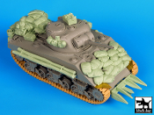 1/35 Sherman 75mm Normandy conversion set