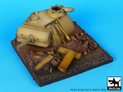 1/35 Panther Turret base