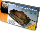 German Red Primer Modulation Acrylic set