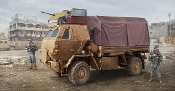 M1078 LMTV (Light Medium Tactical Vehicle) Cargo Truck Armored