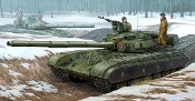 Soviet T64B Mod 1975 Main Battle Tank