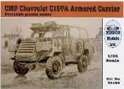CMP C15TA Armored Car