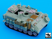 1/72 IDF M113 Command Vehicle Conversion Set