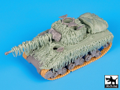 1/72 British Sherman Hessian Tape Camouflage