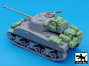 1/35 British Sherman Firefly accessories set