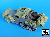 1/35 US M2 big accessories set