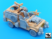 1/35 Defender Wolf accessories set