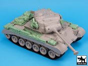 1/35 US M-26 Pershing accessories set