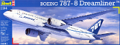 B787-8 Dreamliner Commercial Airliner