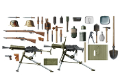 Austro-Hungarian Infantry Weapon/Equip