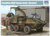 Canadian AVGP Husky (Early Version)