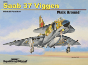 Saab 37 Viggen Walk Around