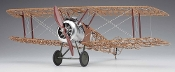 Sopwith Camel F1 WWI British Fighter in 1/16 scale